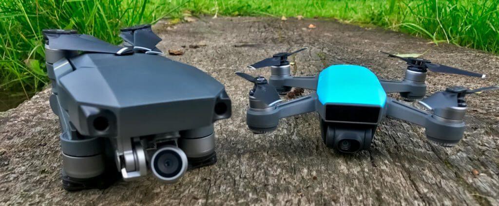 Die Frage, ob man sich die Spark oder die Mavic Pro kaufen sollte, läßt sich nur beantworten, wenn man weiss, was man mit der Drohne machen möchte. Ich kann beide nur wärmstens empfehlen.