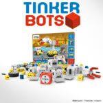 Tinkerbots: Roboter- und Maschinen-Baukasten für Kinder ab 6 Jahre