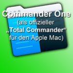 Commander One Mac App: Total Commander für Apple-Rechner