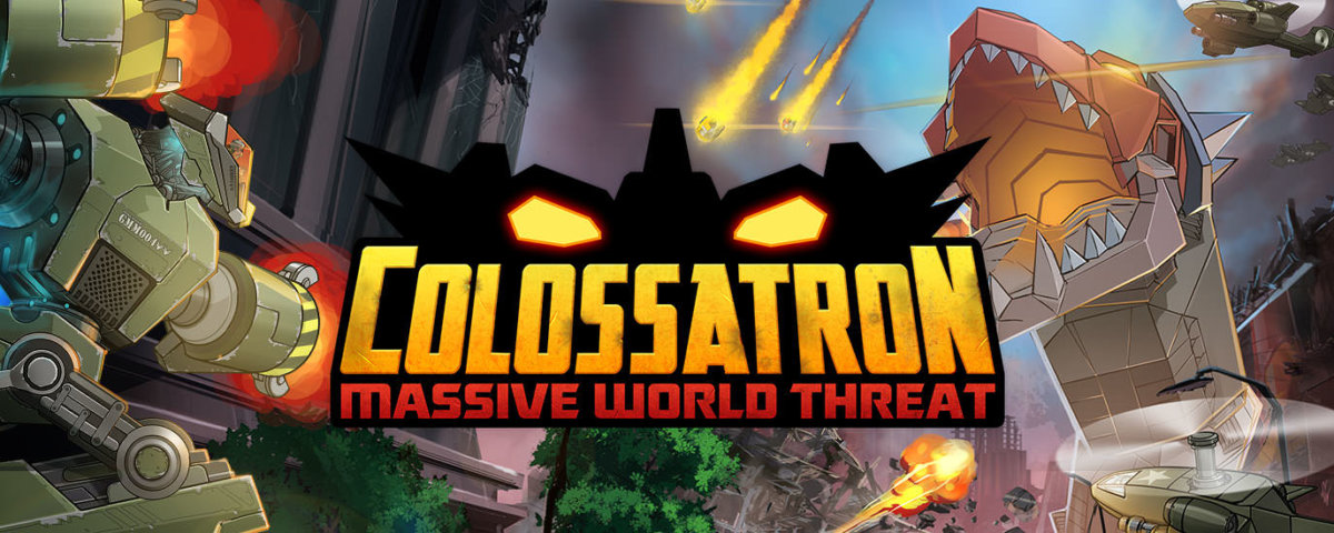 Im Spiel Colossatron geht es hauptsächlich darum, die Welt zu vernichten – diese Woche zum Nulltarif! ;-)