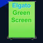 Elgato Green Screen: Chroma-Key-Panel als mobiler Aufsteller
