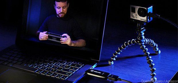 Vor allem als Let's Play Ausrüstung und Equipment für YouTuber oder Twitch-Persönlichkeiten kann sich das neue Produkt von Elgato lohnen.