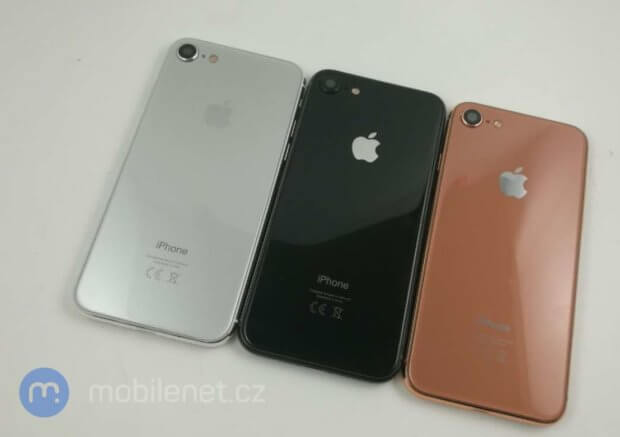 Laut mobilenet.cz soll so die Rückseite des Apple iPhone 7s aussehen. Neben dem iPhone 8 sollen 7s und 7s Plus im September 2017 vorgestellt werden.