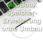 Dauerhafte Speichererweiterung für MacBook mit SD-Karten-Slot ohne Umbau