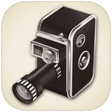 8mm Vintage Camera Icon der App