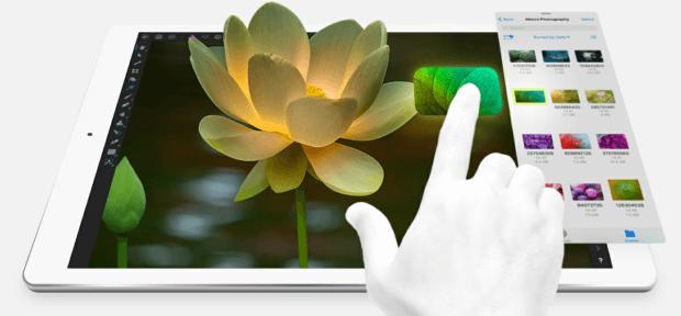 Die Serif Affinity Photo App für iOS 11 steht bereit. Den Download der Version 1.6.5 sowie der Software für den Apple Mac findet ihr hier ;) Bildquelle: Serif