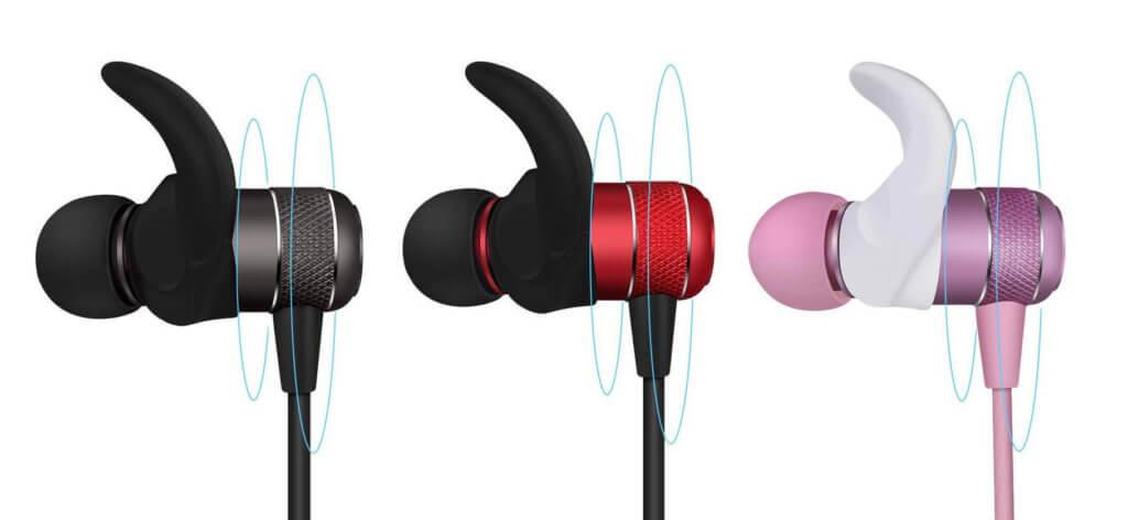 Auch in Bunt erhältlich: Den Borofone BE5 gibts auch in Rose und Rot, falls einem das Einheitsgrau zu langweilig ist.