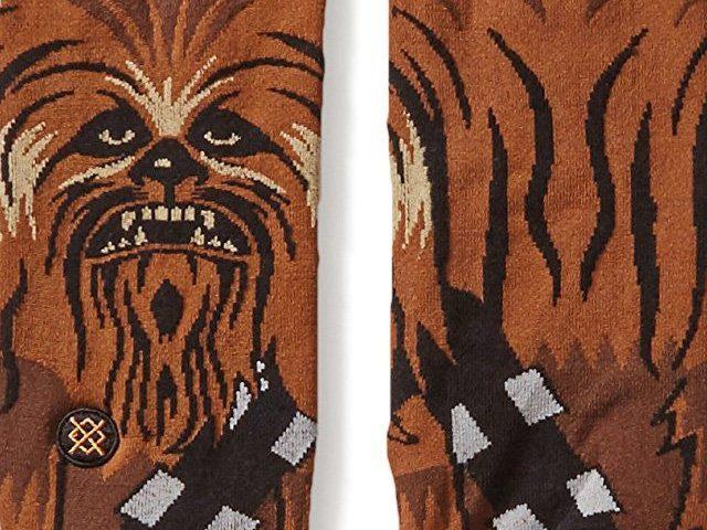 Die Chewbacca-Socken von Justin Trudeau - Star Wars Merchandise bei Amazon kaufen