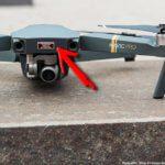Drohnen-Kennzeichen für DJI Phantom, Mavic Pro/Air und Spark