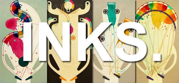 INKS. von State of Play Games ist die App der Woche und steht zum kostenlosen Download für iOS im Apple App Store bereit. Bilder: Appstore-Seite