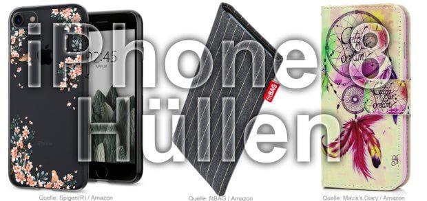 Eine Apple iPhone 8 Hüllen, Tasche oder ein Case ist ideal, um das neue Smartphone zu schützen. Schöne Produkte - auch passend für das iPhone 7 - findet ihr hier.