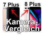 Kamera-Vergleich: Kameras in iPhone 7 Plus und iPhone 8 Plus