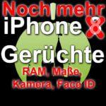 iPhone X Gerüchte: Kein Wow-Effekt mehr bei Apple?