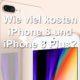 Preisvergleich Apple iPhone 8 Plus X Samsung Galaxy S8 Note 8