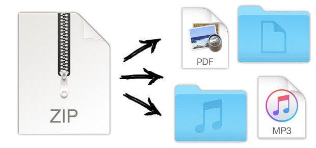 ZIP-Archive am Apple Mac öffnen, das geht mit kostenloser Software sowie mit kostenpflichtigen Apps ganz einfach. Auch andere Archiv-Dateien lassen sich damit erstellen, lesen, verschlüsseln und brennen.