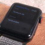 Praxistest: Soviel Akku verbraucht die Apple Watch Series 3 mit LTE und GPS wirklich