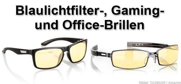 Blaulichtfilter gibt es als Night Shift von Apple auf Mac und iPhone sowie als Windows Software und Android App. Aber auch Blaufilter-Brillen sind empfehlenswert - für Büroarbeit, Gaming und mehr.