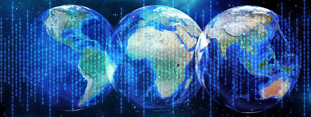 Fast alles auf unserer Welt läuft elektronisch mit Bits und Bytes. Bildquelle: geralt/pixabay.