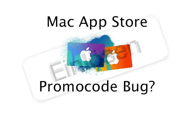 Zickt der Mac App Store und Gutscheincodes lassen sich nicht einlösen? Dann hilft vielleicht aus- und einloggen der Apple ID.