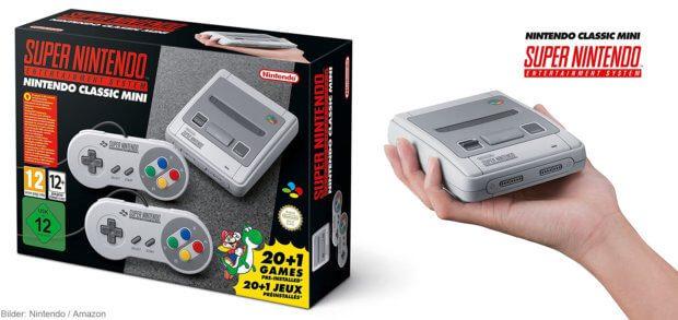 Die Nintendo Classic Mini kaufen geht seit dem 29. September 2017. Hier eine Einschätzung zu Preis, Spieleliste und mehr.