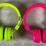 Im Test: Termichy Bluetooth-Kinderkopfhörer (On-Ear-Typ) mit Radio-Funktion und automatischer Lautstärkebegrenzung