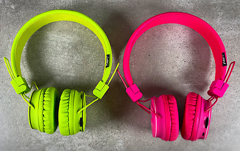 Die Termichy On-Ear-Lauscher gibt es leider nicht mehr in dem hübschen grün, aber dafür in vielen anderen Farbvarianten.