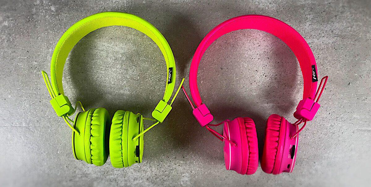 Test Termichy On Ear Kinderkopfhörer Mit Bluetooth