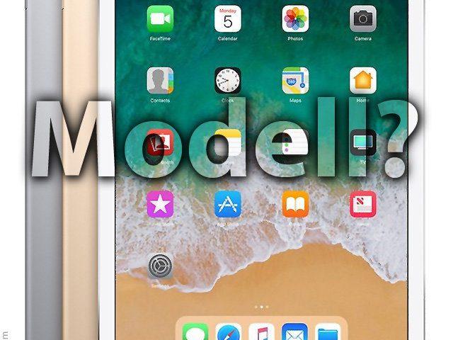 iPad Version erkennen, feststellen - welche Modelle habe ich?
