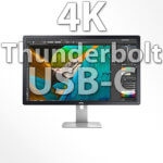 4K Monitore mit Thunderbolt und USB-C