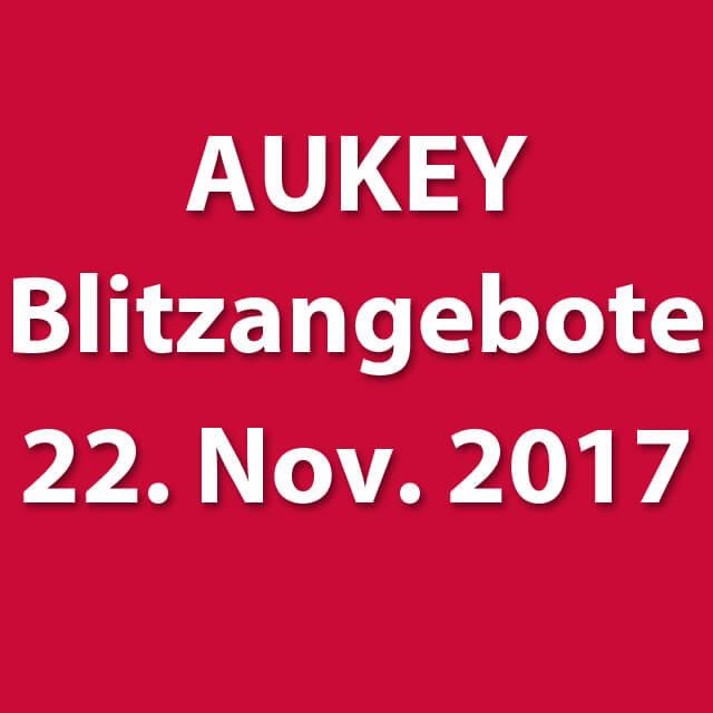 Amazon Blitzangebote heute, 22.11.2017