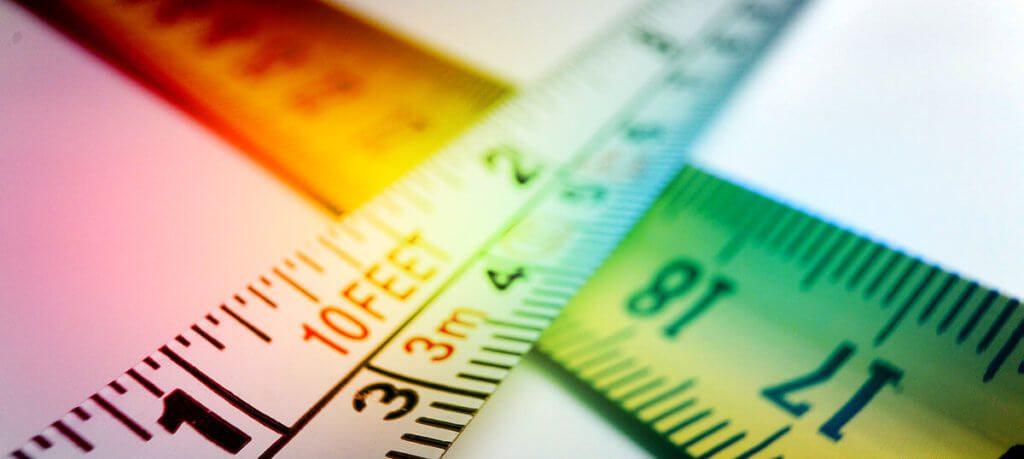 Wenn du metrische und anglo-amerikanische Längeneinheiten umrechnen musst, hilft dir unser Online-Rechner.