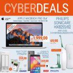 Cyberport CYBERDEALS: Technik-Angebote bis 8. November 2017