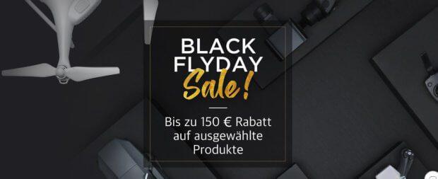 Der DJI Black FlyDay Sale macht es möglich die Profi-Kameradrohnen billiger zu kaufen. Spark, Mavic Pro und Phantom 4 mit Zubehör und Rabatt! Dazu gibt's die DJI Osmo-Modelle sowie die FPV-Goggles günstiger! Black Friday 2017