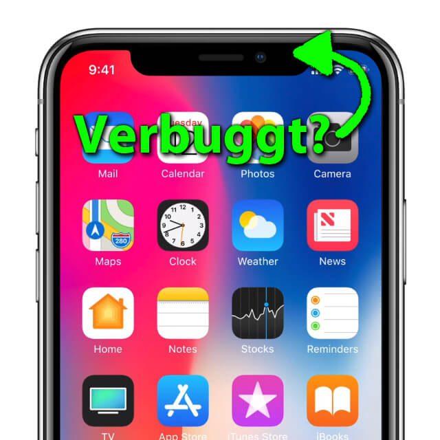 Fehlende Sicherheit bei Gesichtserkennung des Apple Smartphone 2017?