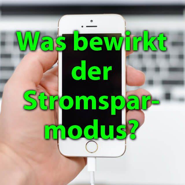 iPhone 8, iPhone X, Energiesparmodus, Akku sparen, Akku schonen