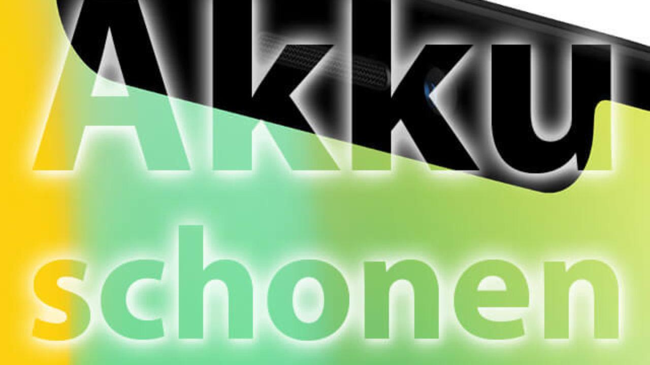 iphone x energie sparen