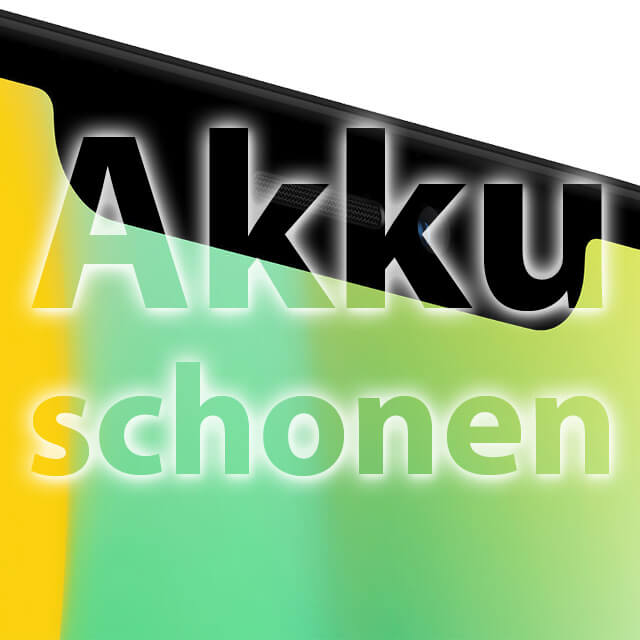 Apple iPhone X Akku sparen, Bildschirm Helligkeit, Farben umkehren, Graustufen aktivieren
