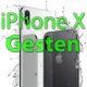 Welche iPhone X Geste für, wie wischen um, Tastenkombi, Bedienung, Anleitung