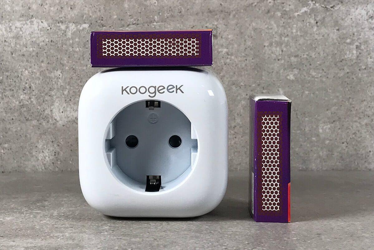 Test: Koogeek SmartHome Steckdose mit WLAN – meine Erfahrungen