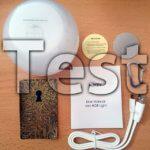 Test: AUKEY LT-ST23 – RGB LED-Lampe mit Akku