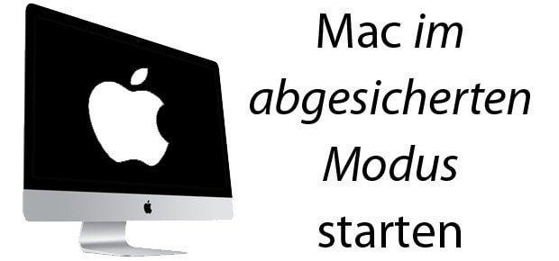 Die Anleitung fürs Mac im Safe-Mode booten, also für den abgesicherten Modus, findet ihr in diesem Beitrag - nebst weiteren Tipps gegen einen langsamen Apple Computer.