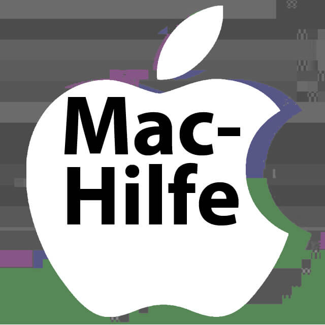 Apple Computer Hilfe Support Problemlösung iMac MacBook