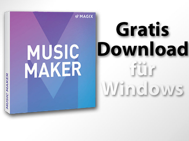 Magix Music Maker Gratis Download Musik Machen Für Lau