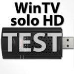 Hauppauge WinTV solo HD: USB-Stick als DVB-T2 Receiver im Test