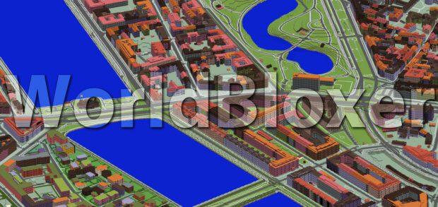 WorldBloxer verwandelt echte Orte auf der Welt in Minecraft-Karten. Wie ihr die Maps erstellt, wo es den Minecraft Download gibt und welches Buch euch weiterhilft, das lest ihr hier! (Bild: GeoBoxers.com)