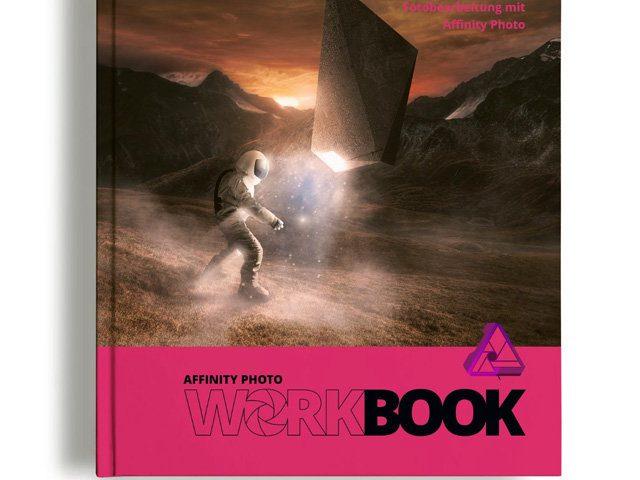 Affinity Photo Handbuch kaufen, professionelle Fotobearbeitung lernen, App Download