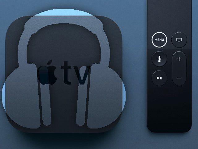 tricks f r apple tv bluetooth kopfh rer verbinden und. Black Bedroom Furniture Sets. Home Design Ideas