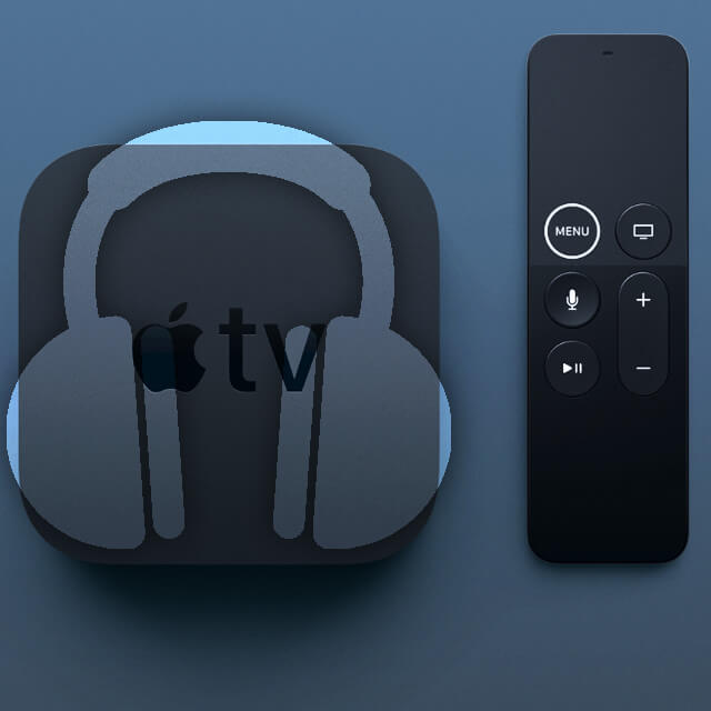 tricks f r apple tv bluetooth kopfh rer verbinden und. Black Bedroom Furniture Sets. Home Design Ideas