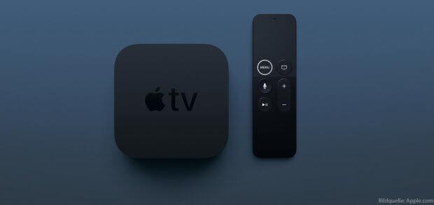 Die Apple TV Streaming-Box mit Bluetooth-Kopfhörern verbinden und gekoppelte Geräte schnell wechseln - eine Anleitung dafür (mit Verwendung der Siri Remote Fernbedienung) findet ihr hier!