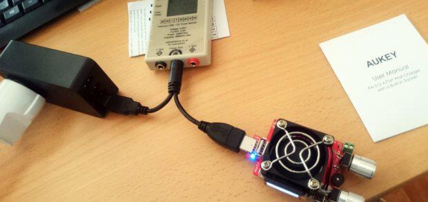 Test der Schutztechnologie mit entsprechendem Gerät von Yeeco.